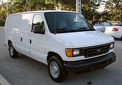 2005 Ford Econoline E150