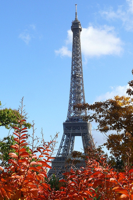Octobre au Trocadéro