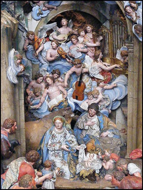 Noisy Nativity