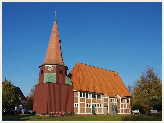 St. Marien-Kirche in Grünendeich