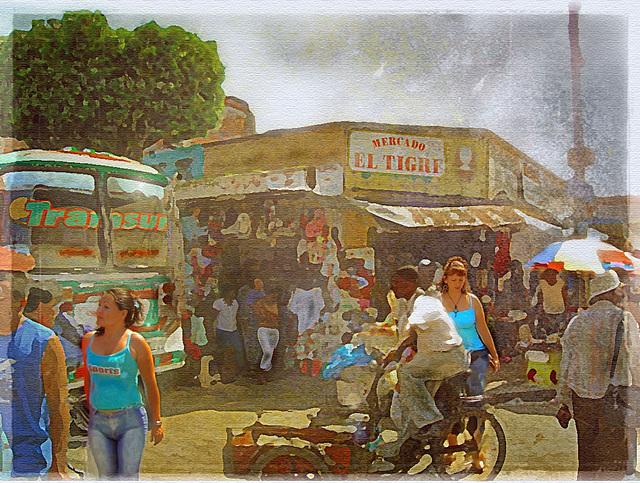 mercado el tigre