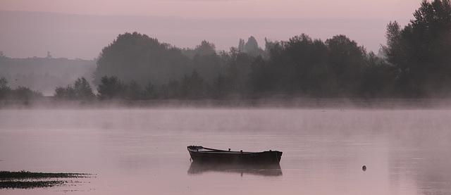 Petit matin au bord de Loire 1