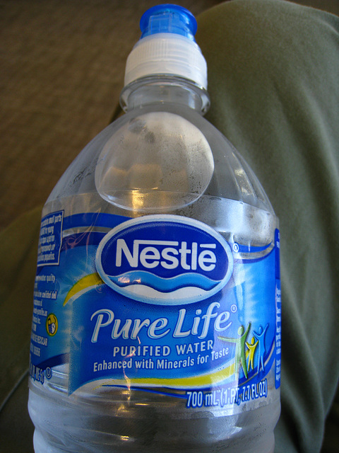 Nestle Bottled Water (4448)