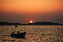Sonnenuntergang - Eski Foca