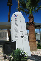 Palm Springs Airport Memorial For Missing Flyers (3575)