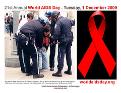 World AIDS Day 2009 Poster #2