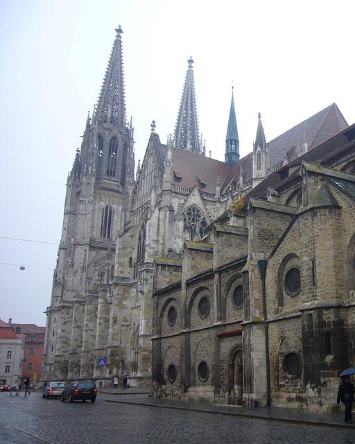 Regensburg - Dom St.Peter