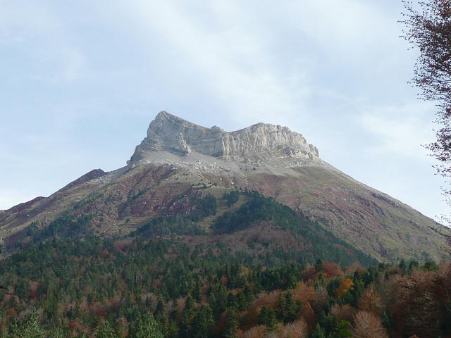 CASTILLO DE ACHERT - Huesca.