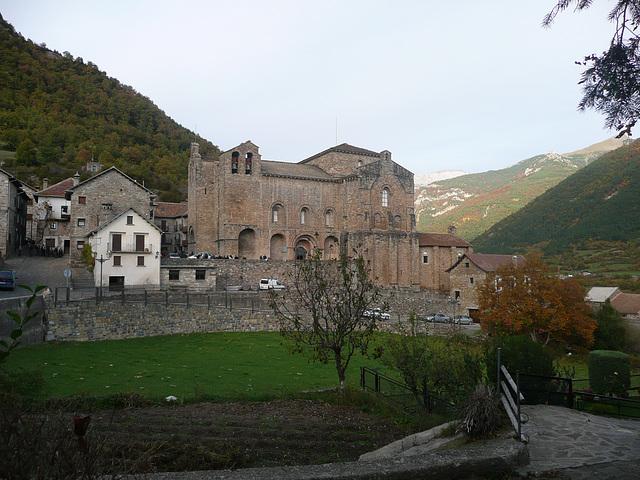 SAN PEDRO DE SIRESA - Huesca.