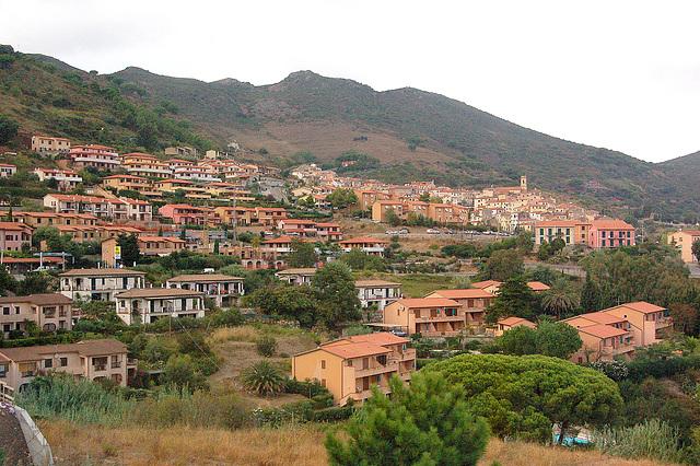loko en Elba - Ort in Elba