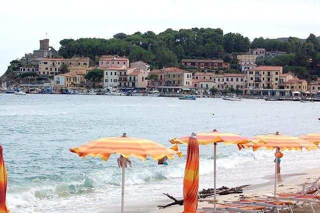 kia bela plaĝo - Was für ein schöner Strand