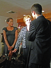 Nathan Baca Interviewing Yvonne Parks (4691)