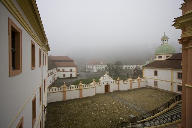 Kloster Marienthal | Ehrenhof