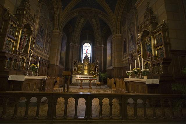 Kloster Marienthal | Altarraum