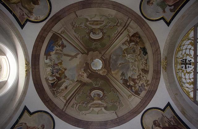 Kloster Marienthal | Gewölbe Kapelle