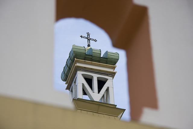 Kloster Marienthal | Kirchturm
