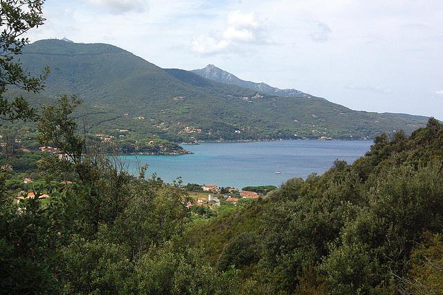 pejzaĝo en Elba - Landschaft in Elba
