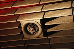 Luft / Deckentriebwerk - air / ceilingengine
