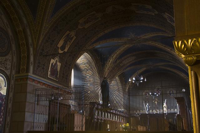 Kloster Marienthal | Empore