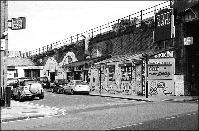 Padfield Road, Loughborough Junction SW9.
