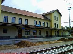 Nadrazi Cercany Renovation, Cercany, Bohemia (CZ), 2009