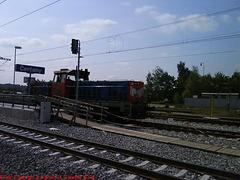 CD #714021-3 at Nadrazi Cercany, Picture 2, Cercany, Bohemia (CZ), 2009