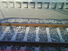 New Track at Nadrazi Cercany, Cercany, Bohemia (CZ), 2009
