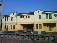 New Station Building at Nadrazi Cercany, Cercany, Bohemia (CZ), 2009
