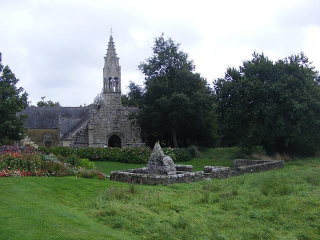 chapelle St philibert Moellan sur Mer