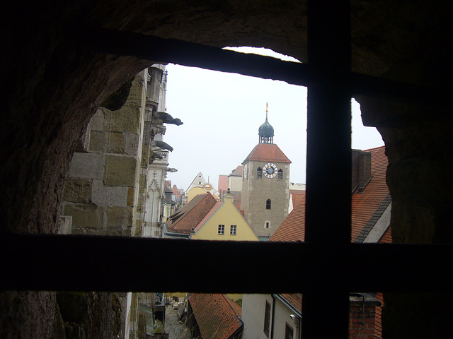 Dom St.Peter - Turmbesteigung