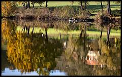 impressionist lake.....