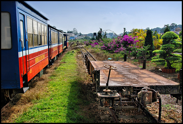 Railway station Cremmailere - Dalat