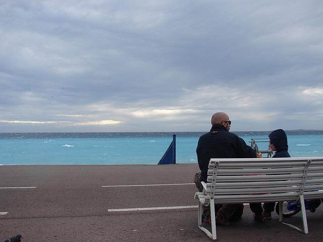 côte d'Azur . Nice