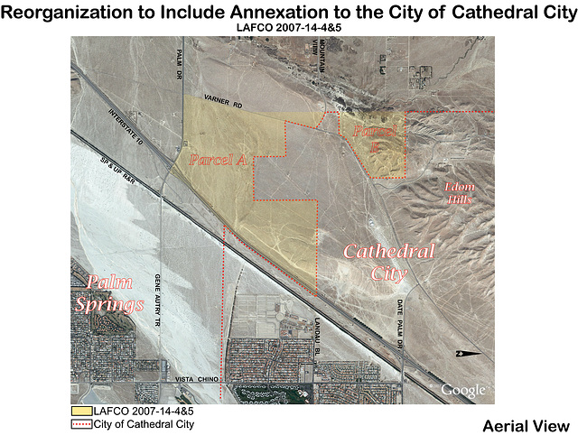 CC Annexation Satellite Map overall