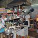 Kitchen of a Thai-Chinese Restaurant