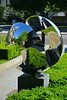 Paul Mount / 'Globe with slots'