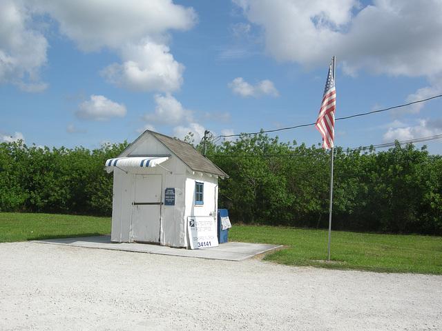 kleinstes Postamt der Welt!