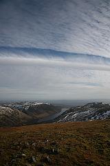Unusual clouds - Ben Chonzie