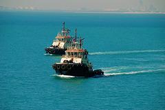 Bahrain tugs