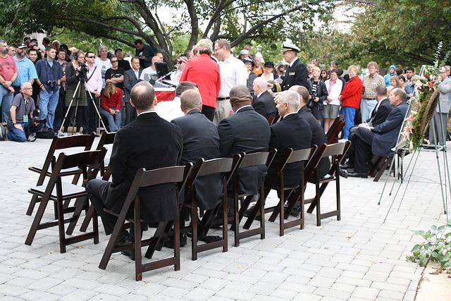 74.MatlovichMemorial.CC.Ceremony.SE.WDC.10October2009