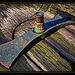 wine barrel lock.....