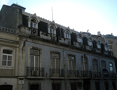 Benfica, old houses (2)