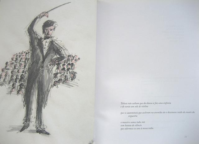 Symphony of Silence (illustration)