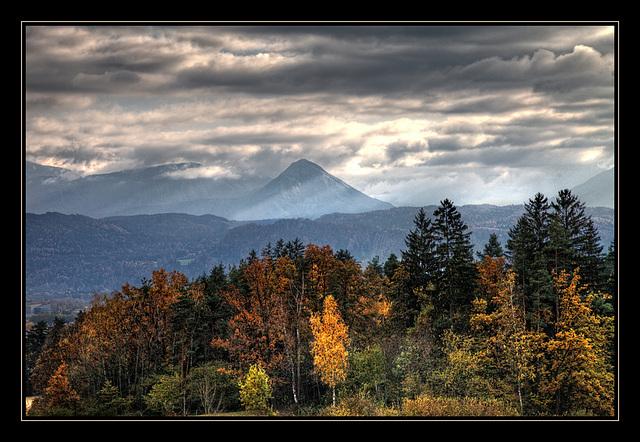 Autumn in Carinthia
