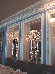 Botanical lightings  /  Éclairage bouquets - Juillet 2009