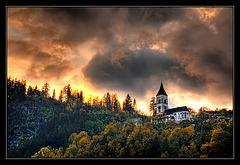 Autumnal Pürgg