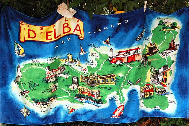 Insulo Elba / Insel Elba