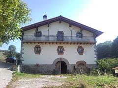 Caserío en Igoa (Navarra)