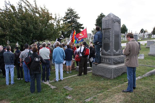 30.MatlovichMemorial.CC.Wreath.SE.WDC.10October2009