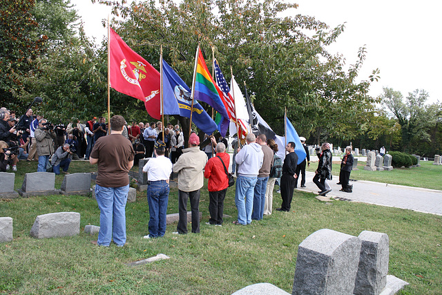 31.MatlovichMemorial.CC.Wreath.SE.WDC.10October2009